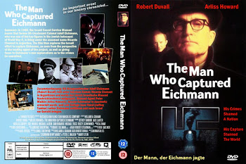 Carátula dvd: La caza de Eichmann (1996) (The Man Who Captured Eichmann)