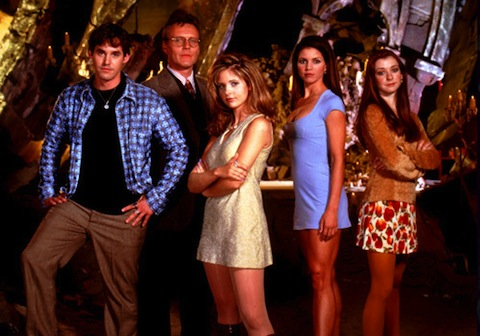 Buffy - 1° Temporada