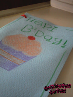 wish card , birthday , creative , kreatif