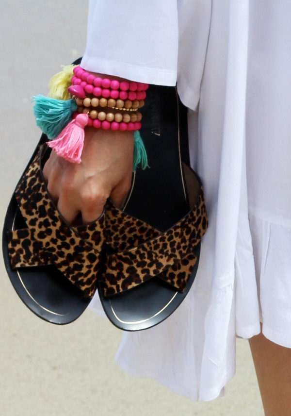 j.crew leopard sandals Curated by Amy