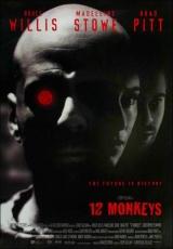 Carátula del DVD 12 monos