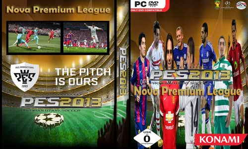 Patch PES 2013 Nova Premium League Terbaru Cover Logo by http://jembersantri.blogspot.com
