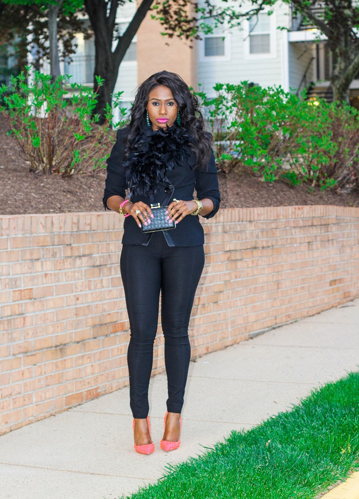 Black Fashion Blogger Ms Sole Of Love Life Pearls Faces