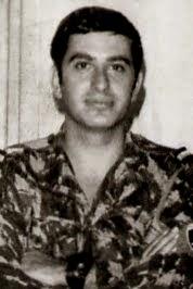 RIBEIRO, O ALFERES SAPADOR, 64 ANOS NO TRAMAGAL