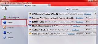 Tips dan Cara Menampilkan IDM di Youtube pada Mozilla