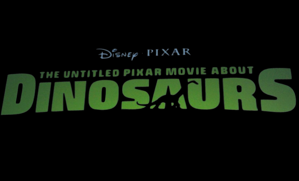 the good dinosaur gets an updated logo pixar post