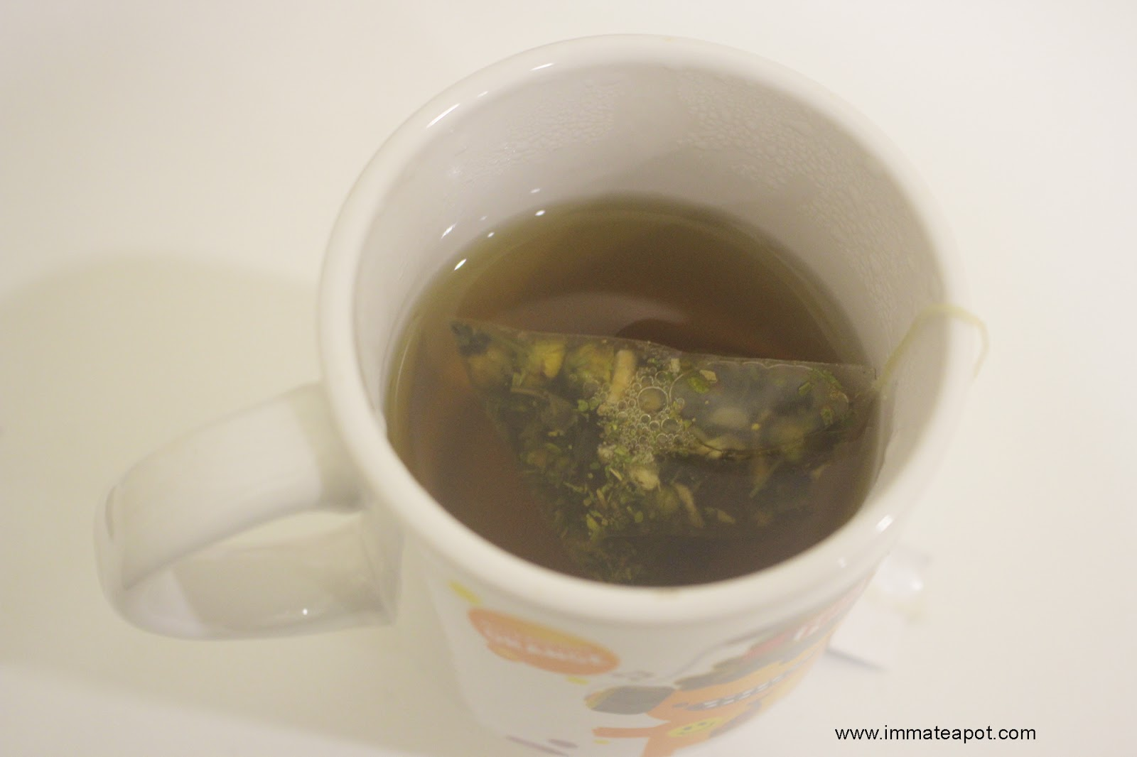 tasteless tea company