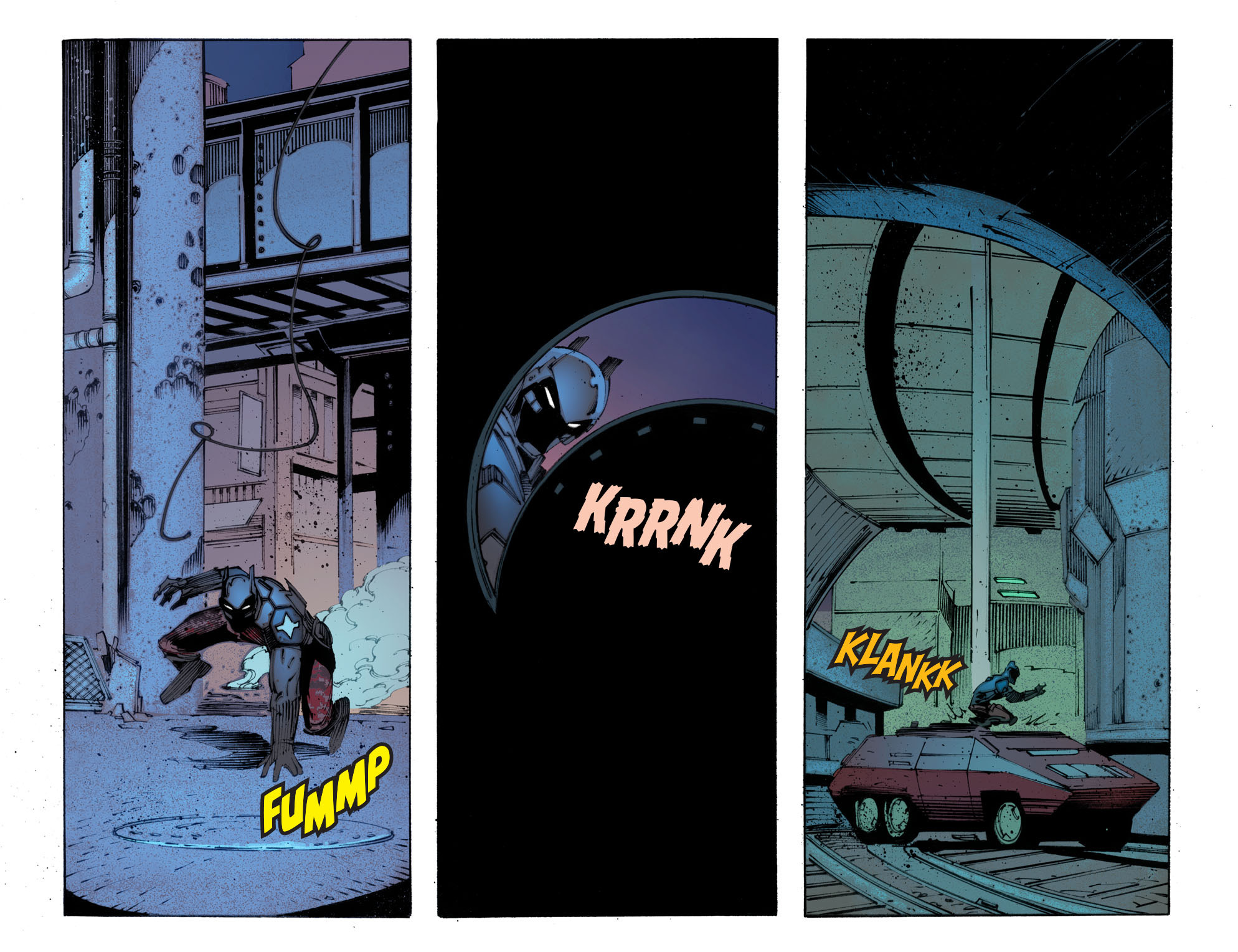 Batman: Arkham Knight [I] Issue #33 #35 - English 5