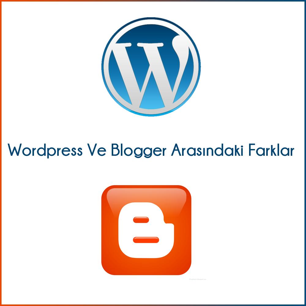 wordpress'in blogger'a göre avantajları