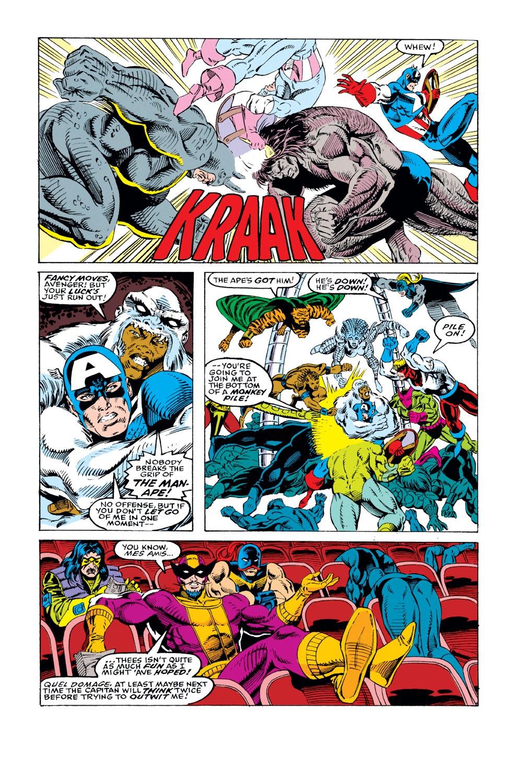 Captain America (1968) Issue #413 #362 - English 11