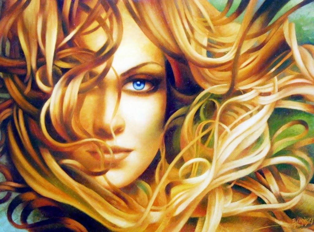 retratos-al-oleo-de-rostros-femeninos