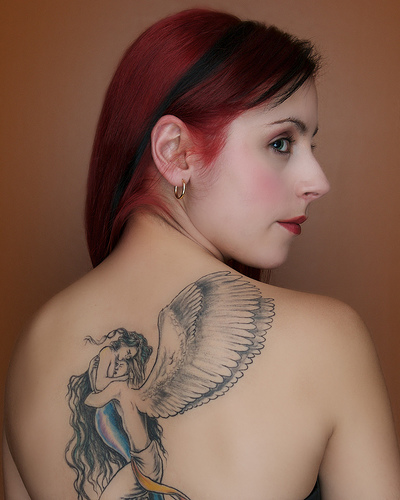 back tattoo designs for women