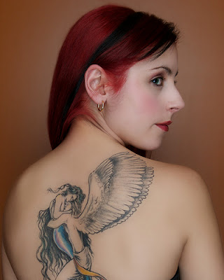 3D Tattoos for Girls Images 3