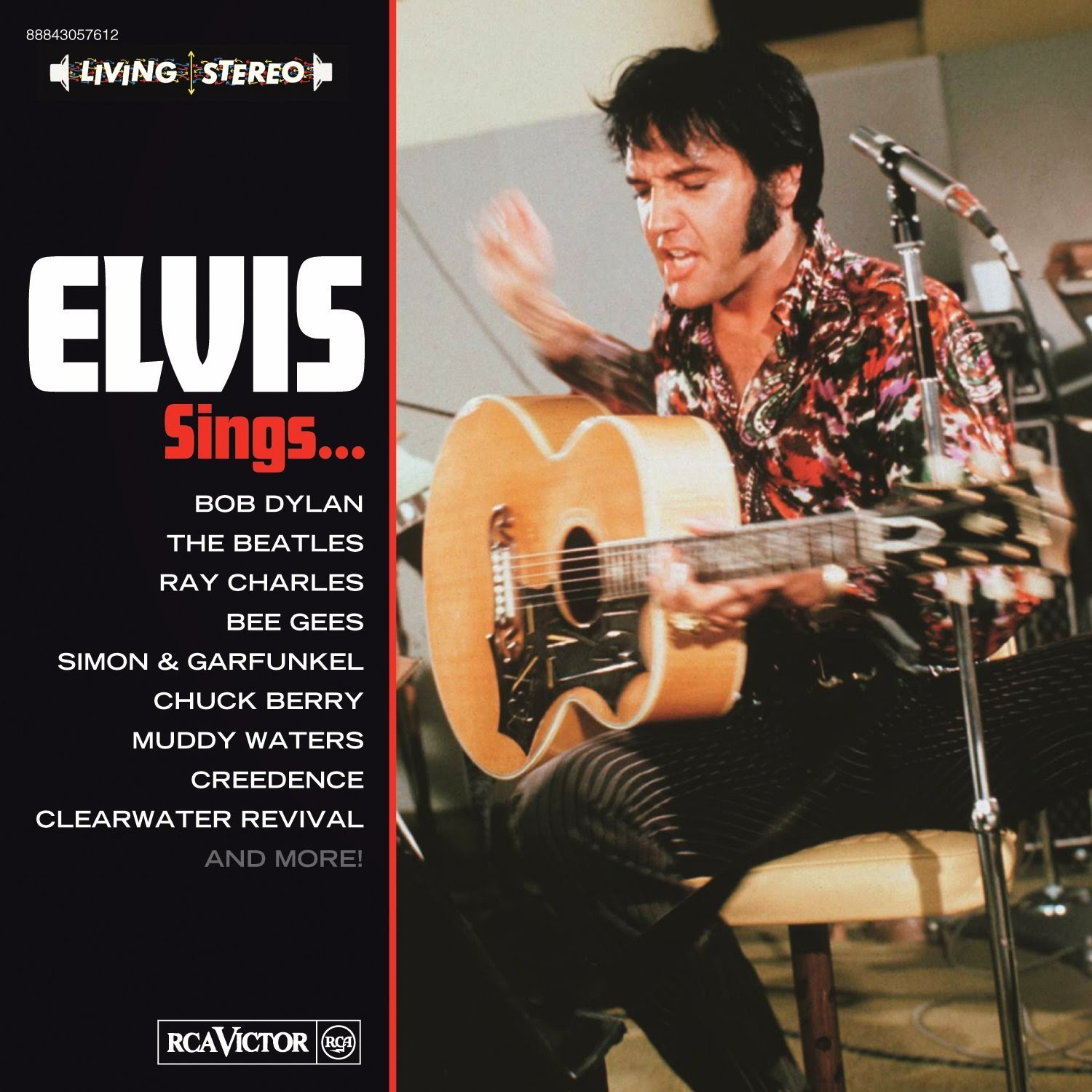 May 13 Elvis Covers