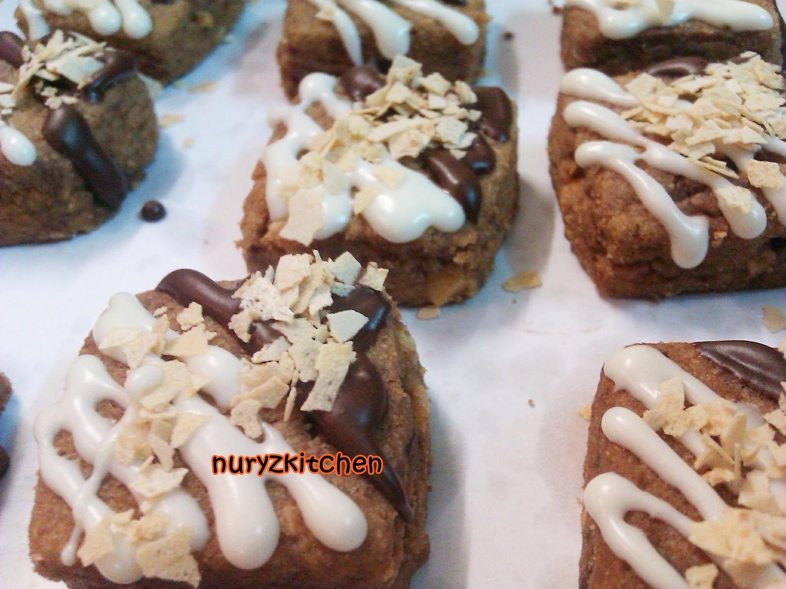 Brownies Cookies 50pcs @ RM 25