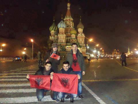 Albanesi in Russia - Centenario Indipendenza Albania