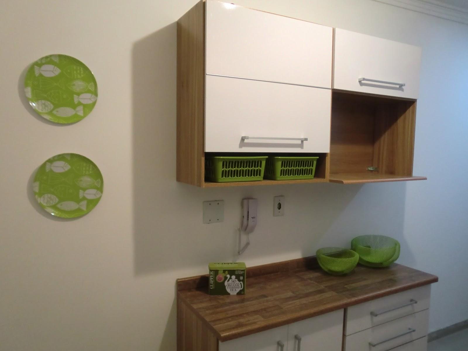 Reforma do Apartamento Antes e Depois da Cozinha do Apartamento  #4D5D2A 1600 1200