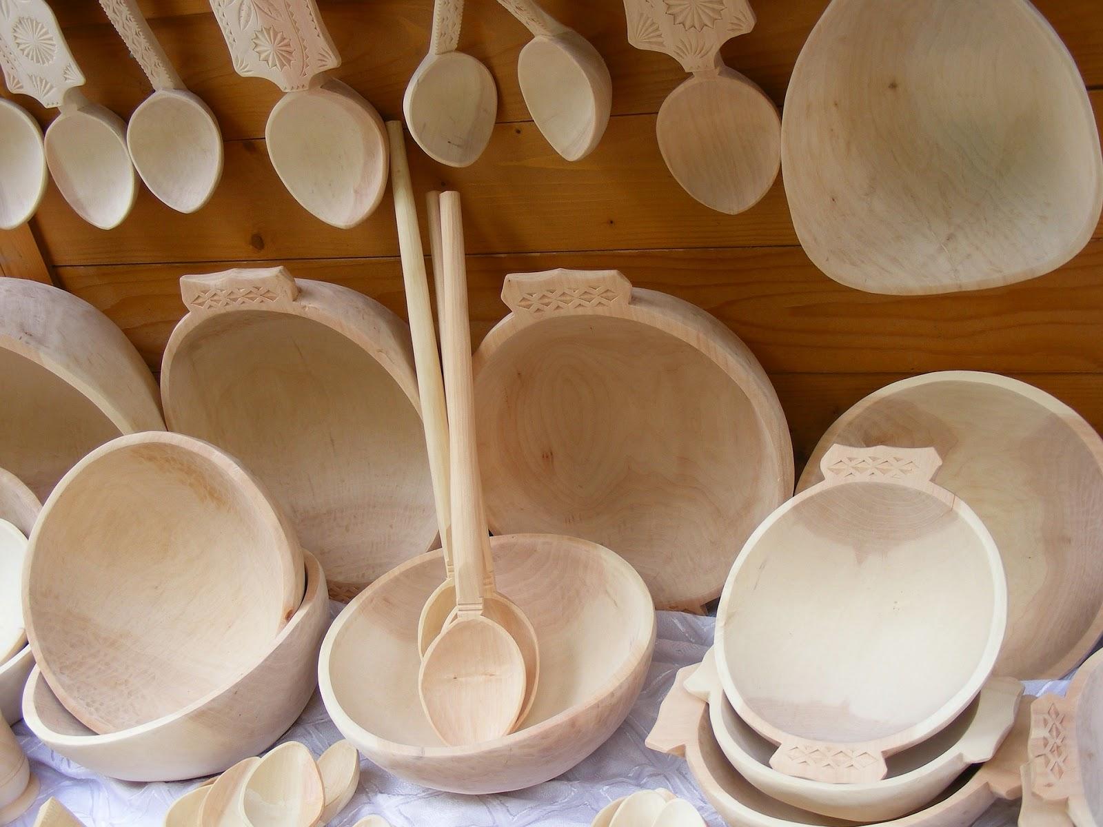 Τρόπος για να μην φουσκώνουν τα ξύλινα σκεύη της κουζίνας σας