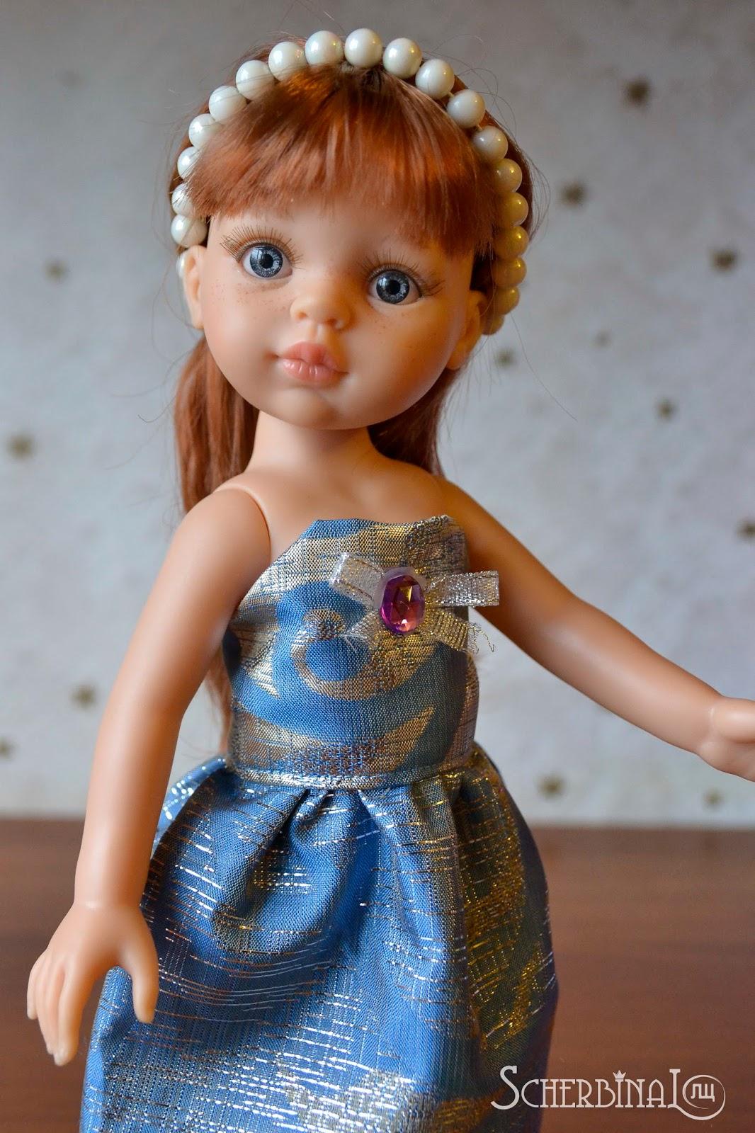 Игровые куклы для девочек,Кристи Paola Reina