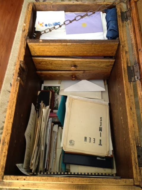 Olive Tree Genealogy Blog: Preserving Paper Treasures: What's New Today is Obsolete Tomorrow