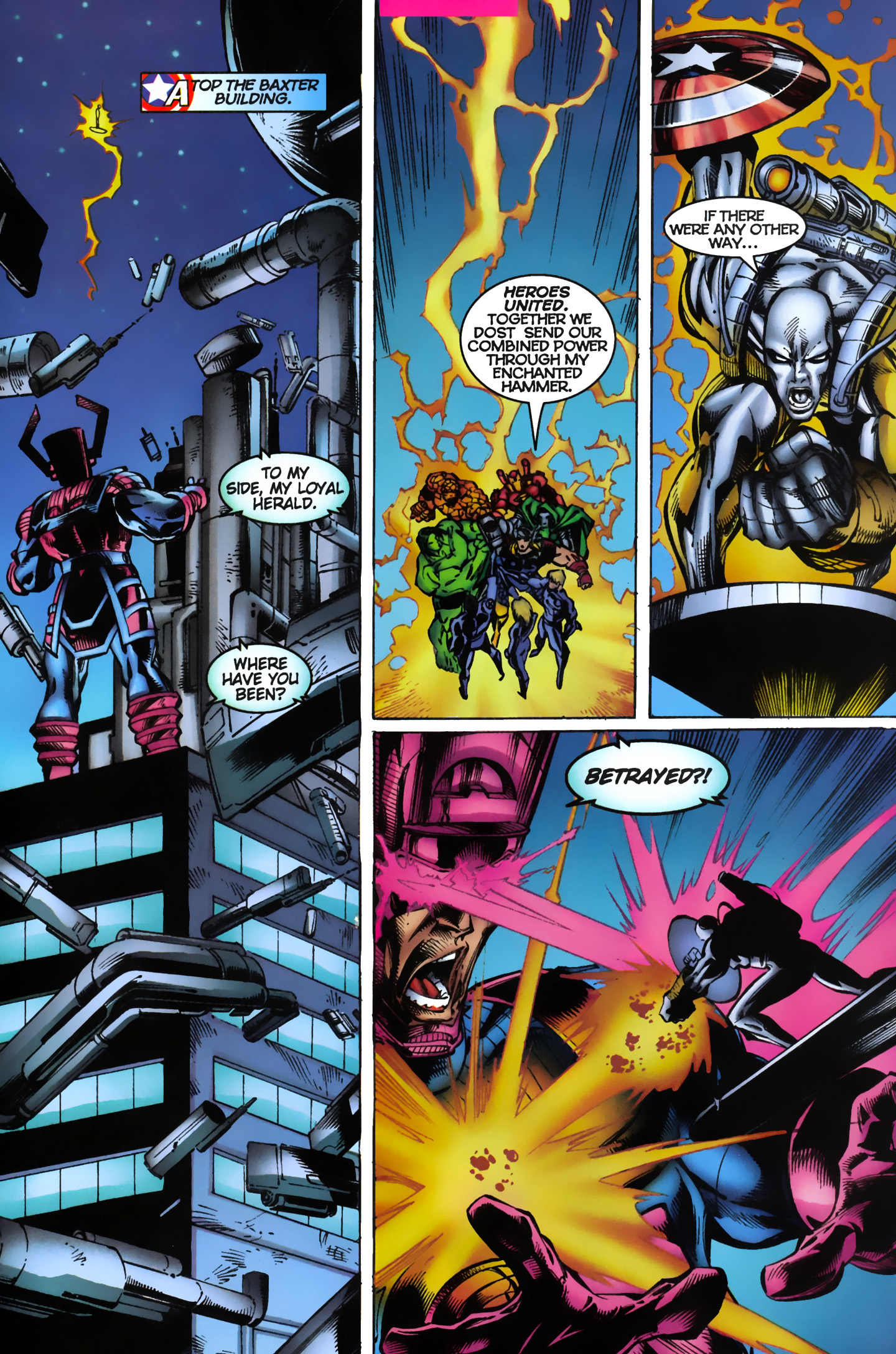 Captain America (1996) Issue #12 #15 - English 33