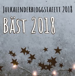 Julkalenderblogg-stafetten 2018