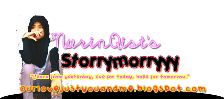nurinQist storymoryy !