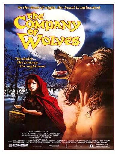 Ver En compañía de lobos (The Company of Wolves) (1984) Online