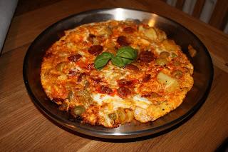 spanish omlette recipe
