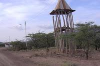 """""""Antiguo campanario de Agua Clara"""""""