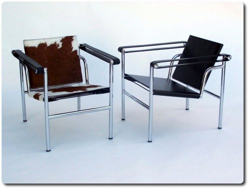 Teia design le corbusier for Le corbusier poltrona