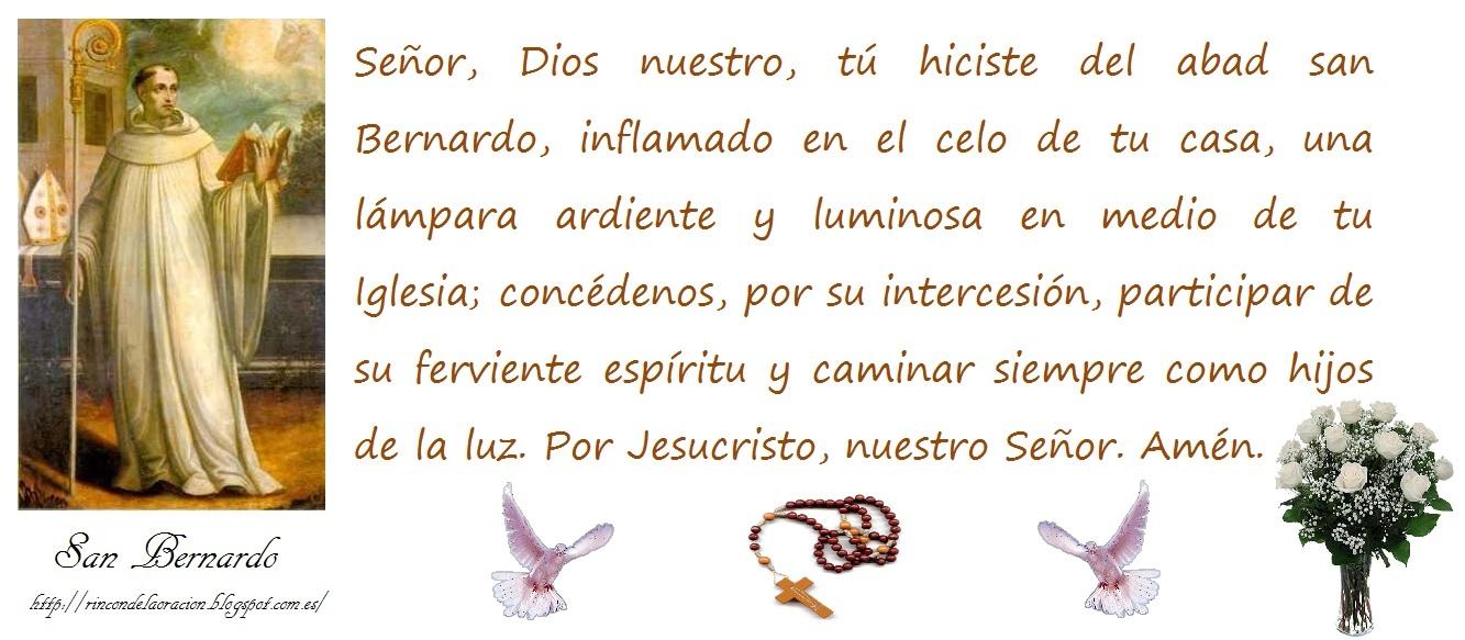 Blog Católico de Javier Olivares-Baiona: SAN BERNARDO DE CLARAVAL ...