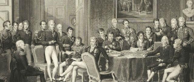 Riassunto del Congresso di Vienna