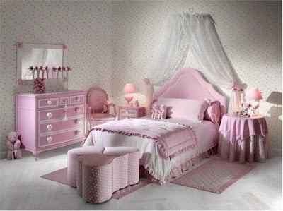 Desain Kamar Tidur Anak Perempuan | Sumber gambar : Freshome.com