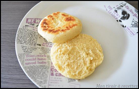 muffin anglais maison