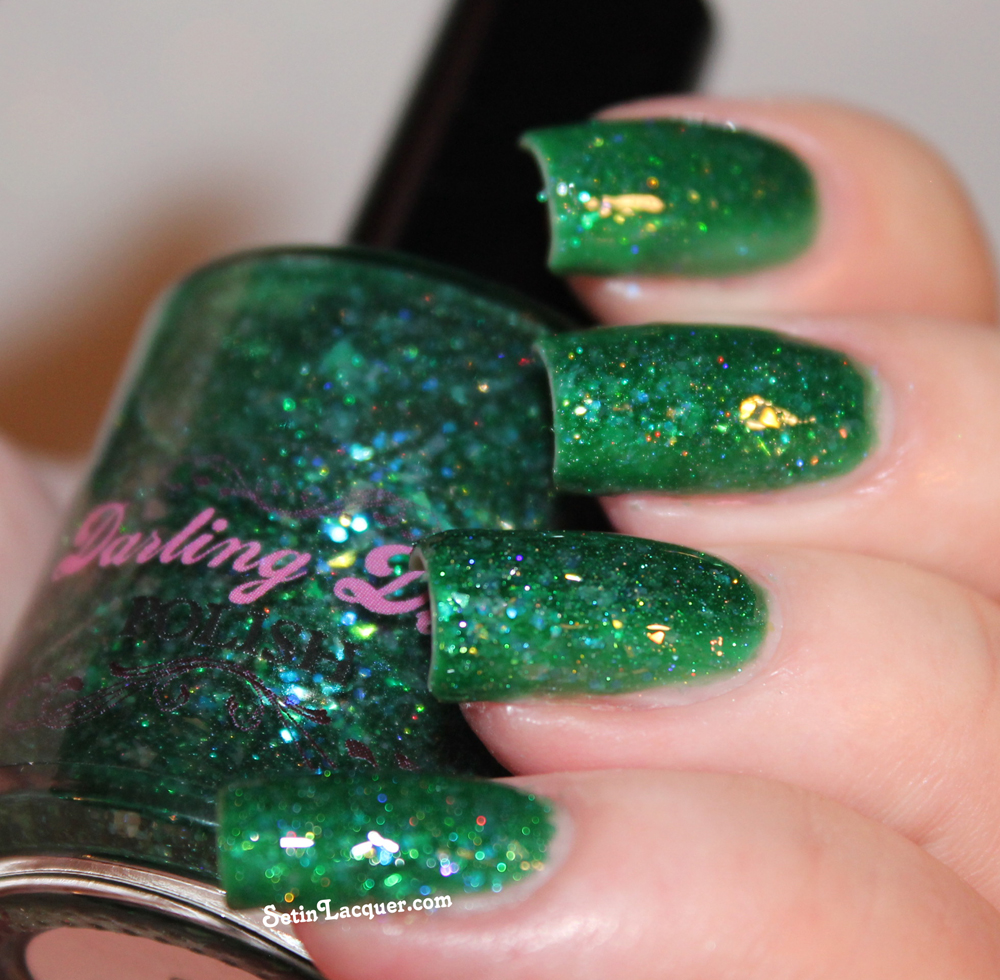 Darling Diva - Green Opal
