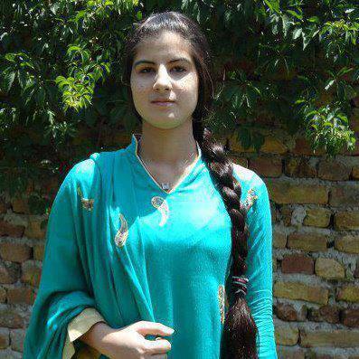 Pakistani Most Beautiful Girls