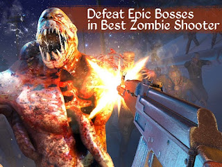 Zombie Call Dead Shooter FPS v1.2 APK (Unlimited Money)