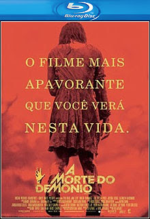 A Morte do Demônio BluRay 720p Dual Áudio