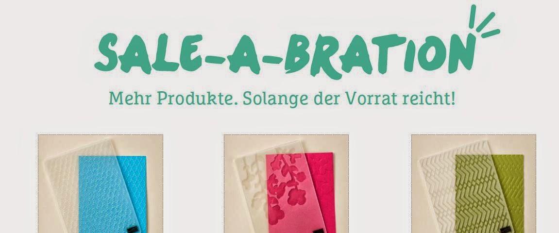 Mehr Produkte in der Sale-a-Bration