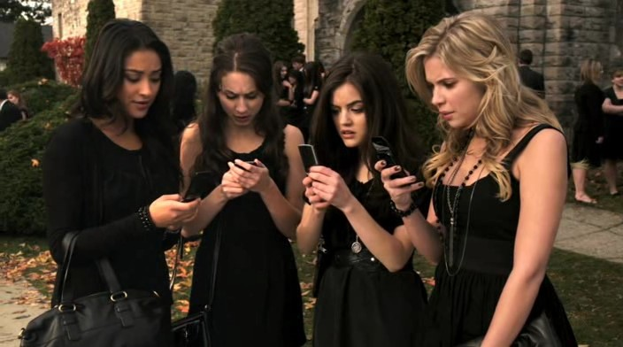 Pretty Little Liars Lovers: Spoilers del capítulo 4x01 \