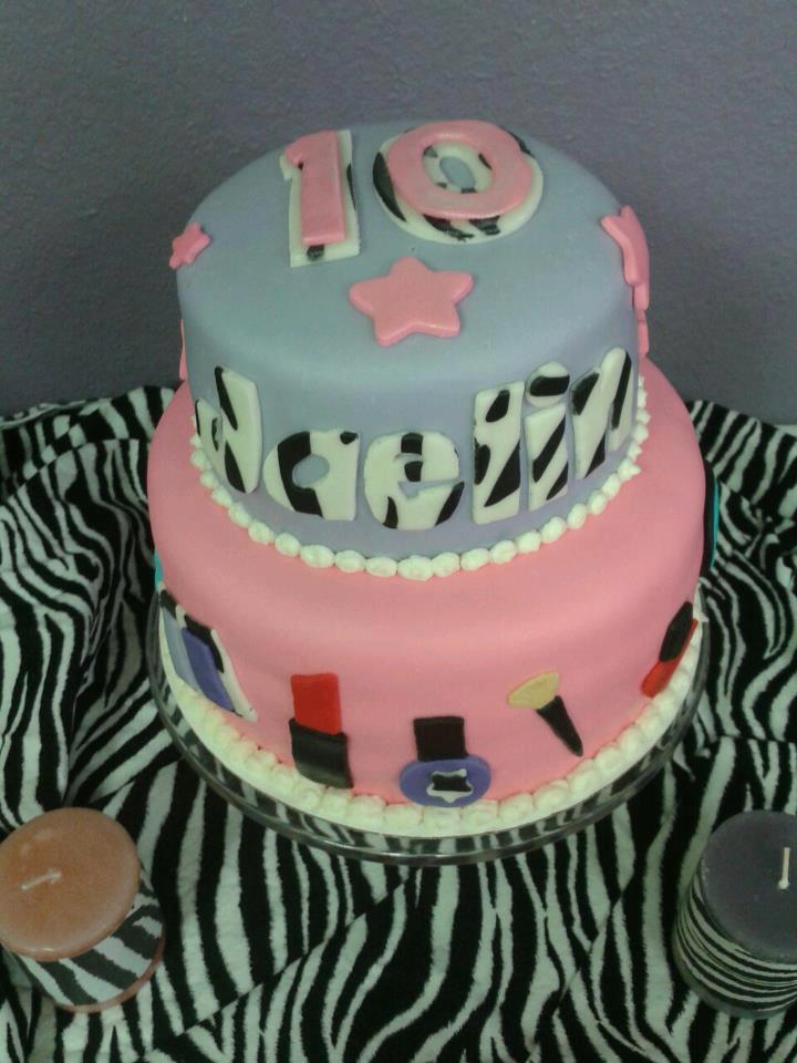 Lily Bean Zebraspa Party