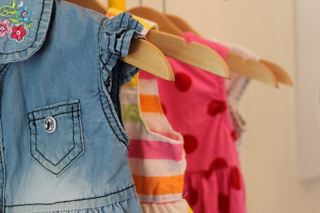 tuppenoglillemorblogg: BARNEROM - rosa og gult = kult.