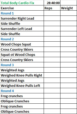 pilates fix 21 day fix pdf