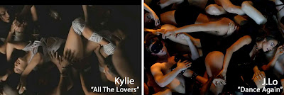 kylie all lovers lopez dance again