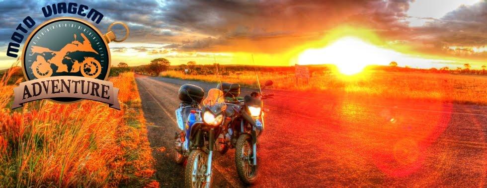 Moto Viagem Adventure