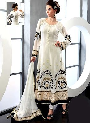 Latest Fashion in Shalwar Kameez in India Or Pakistan
