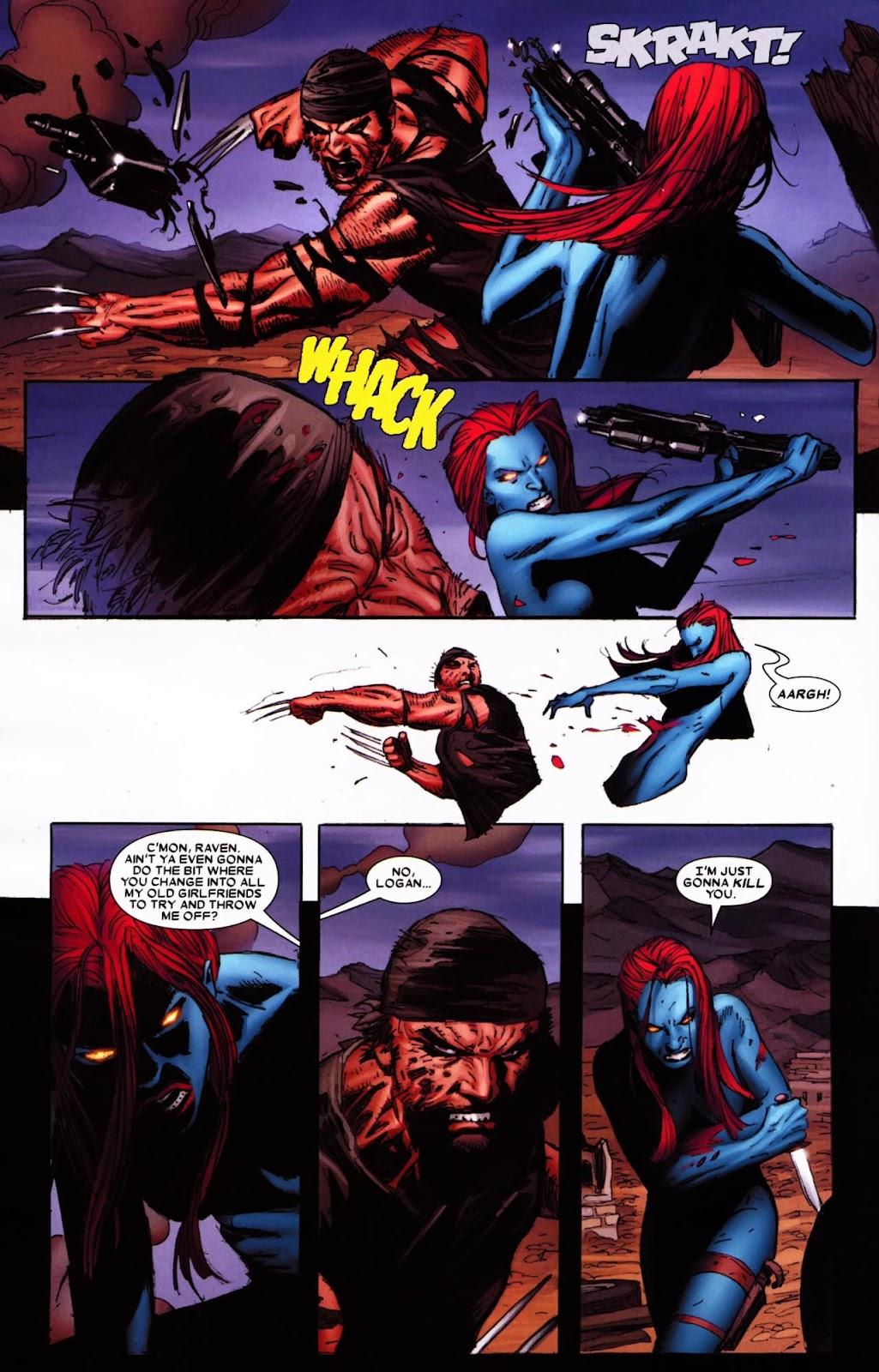 Read online Wolverine (2003) comic -  Issue #65 - 10