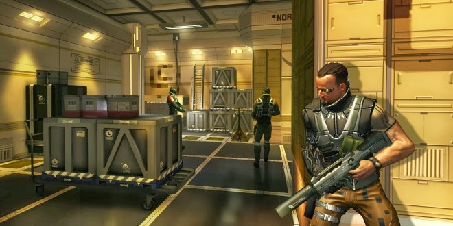 Deus Ex: Human Revolution Director's Cut Review (Wii U)