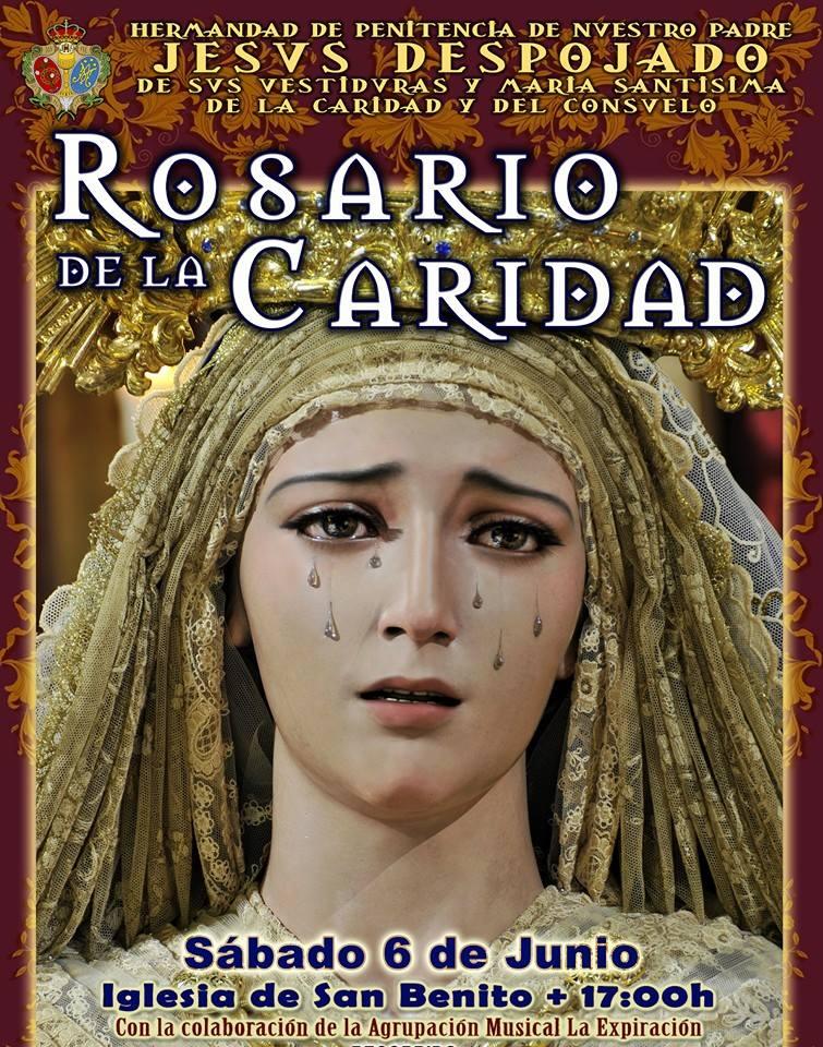 PROCESION  ROSARIO DE LA CARIDAD